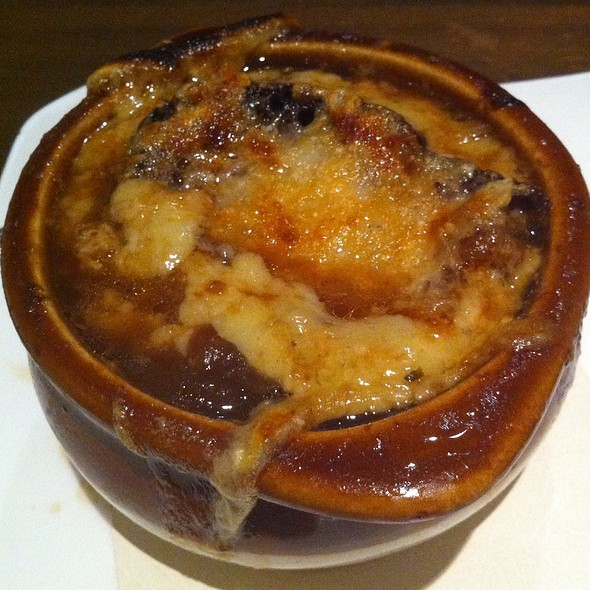 French Onion Soup @ Urban Tavern