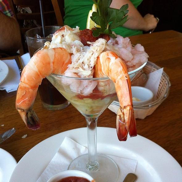 Bay Shrimp, Dungeness Crab And Prawn Cocktail @ Sailor Jack's