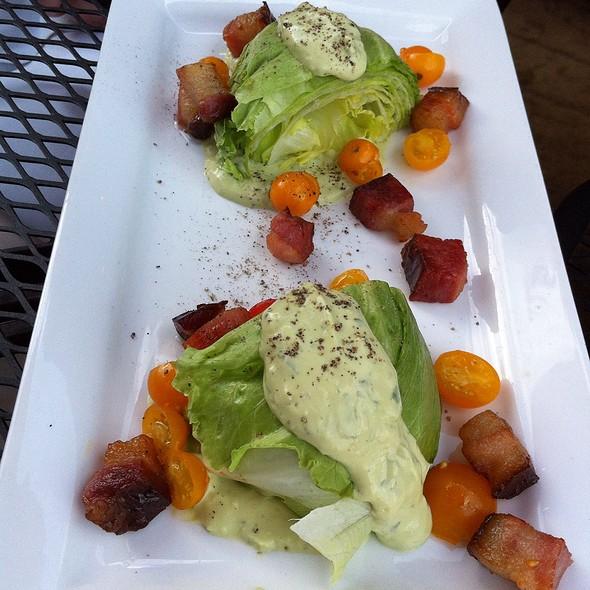 Wedge Salad @ MANKAS Tapas Bar & Steakhouse