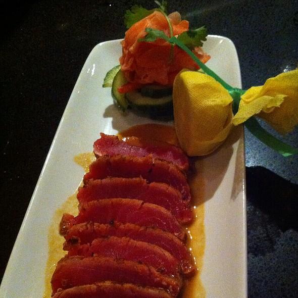 Seared Ahi Tuna @ Ruth's Chris Steak House (Walnut Creek)