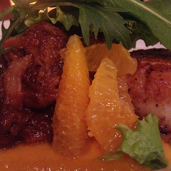 Pan Seared Scallops  - Del Alma, Corvallis, OR