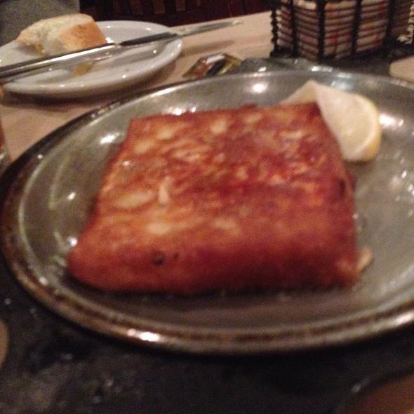 Saganaki - Avli Restaurant, Winnetka, IL