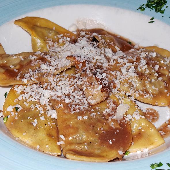 Ravioli con Porcini - Lattanzi, New York, NY