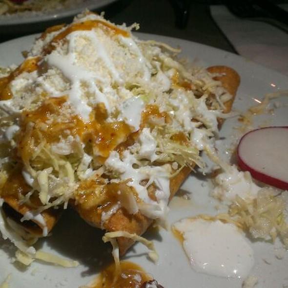 Beef Flautas - Fogon Cocina Mexicana, Seattle, WA