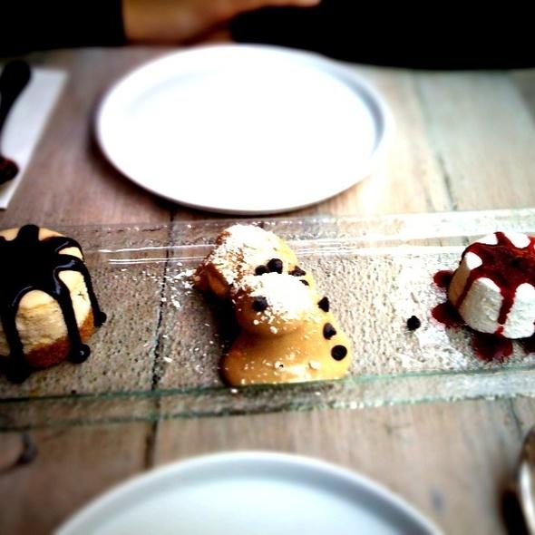 Dessert @ Rose Marine