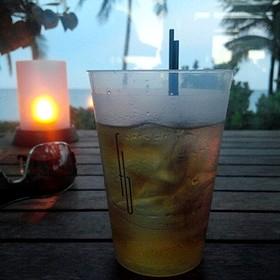 La Cote Restaurant Miami Beach Fl
