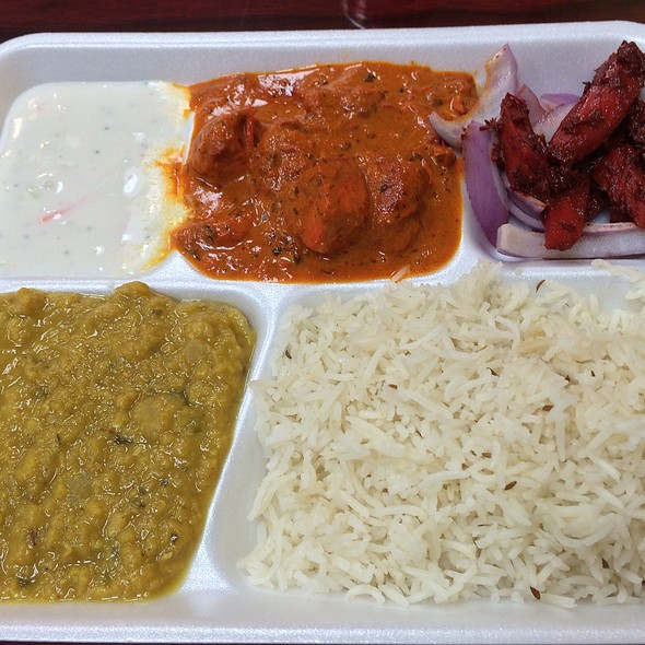 chicken tikka masala @ Indian Kitchen