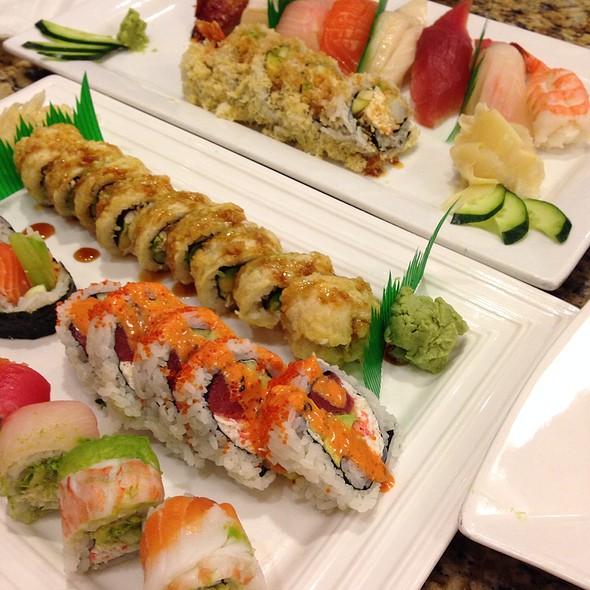 Sushi @ Bonsai Teriyaki 2