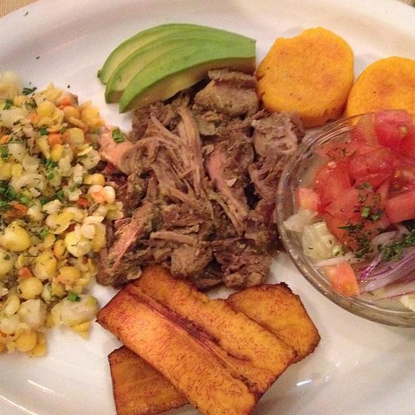 Achiote ecuador cuisine menu la mariscal quito for Achiote ecuador cuisine