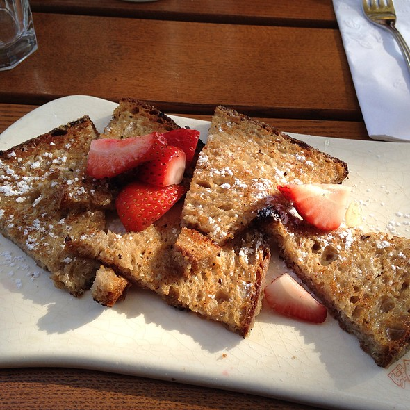 French Toast @ Le Pain Quotidien