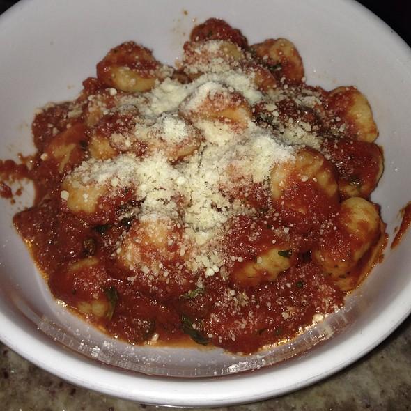 Gnocchi Pomodoro - La Fourno Ristorante - Trattoria, Philadelphia, PA
