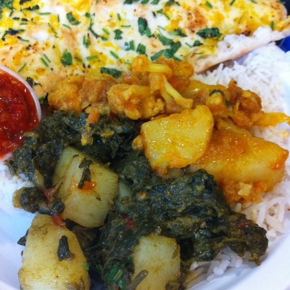 North Indian Food - Urban Curry, San Francisco, CA