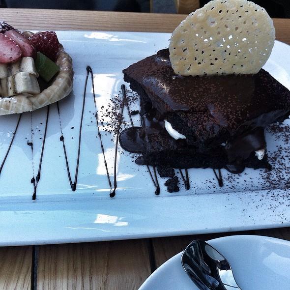 Çikolata Soslu Islak Kek