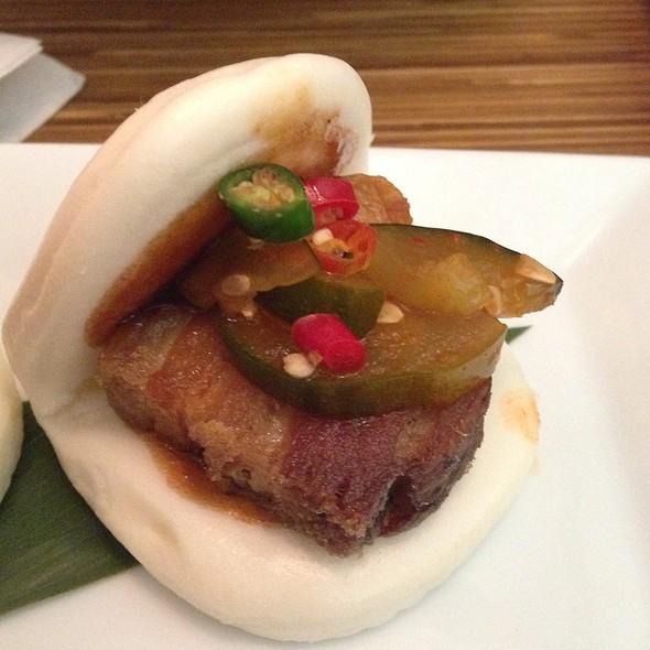 Pork Belly Steamed Bun - Uni Sushi, The Woodlands, TX