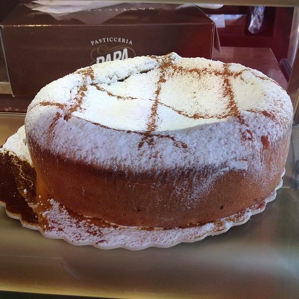 Italian Ricotta Cheesecake @ Pasticceria Papa