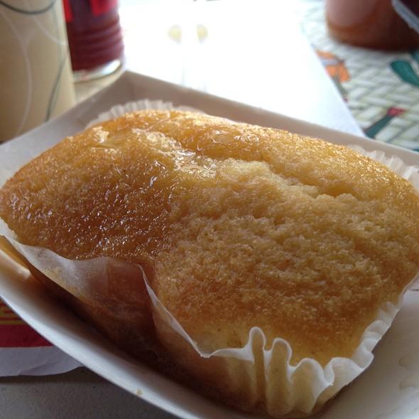 Sweet Bourbon Corn Bread @ Hyde Away Blues BBQ & Gumbo Cafe
