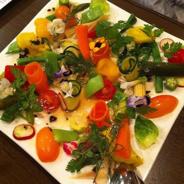 Seasons Salad @ ラ・ヴィンニュ・ア・ターブル