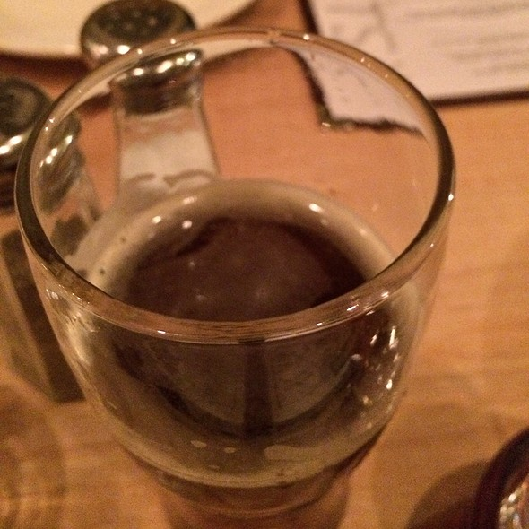 Free Will Coffee Oatmeal Brown @ Earth Bread + Brewery