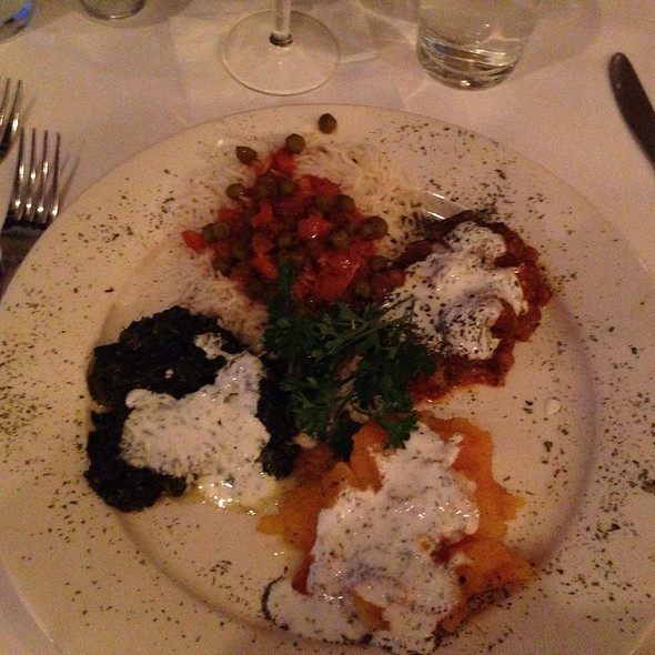 Vegetable Combo - Nora Restaurant And Bar, Dallas, TX