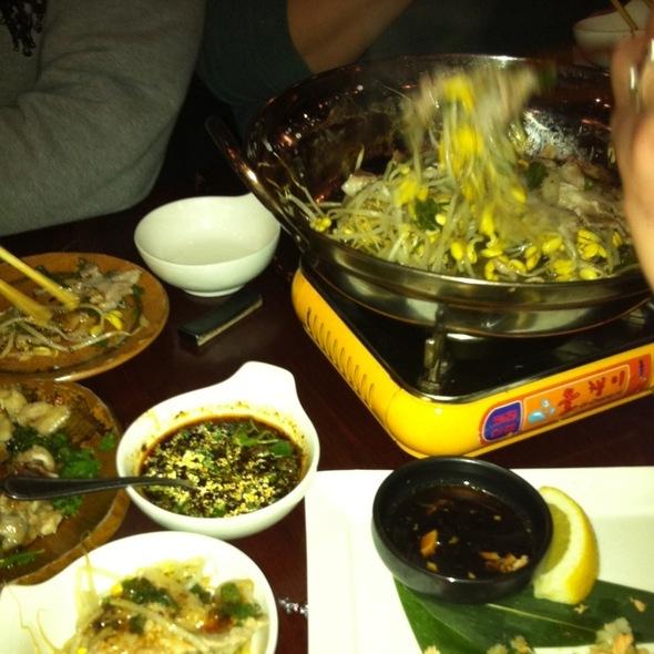 Koriente Curry @ Koriente Restaurant