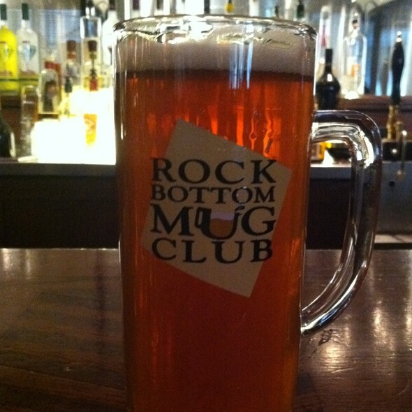 Rotator Ipa - Rock Bottom Brewery Restaurant - Minneapolis, Minneapolis, MN