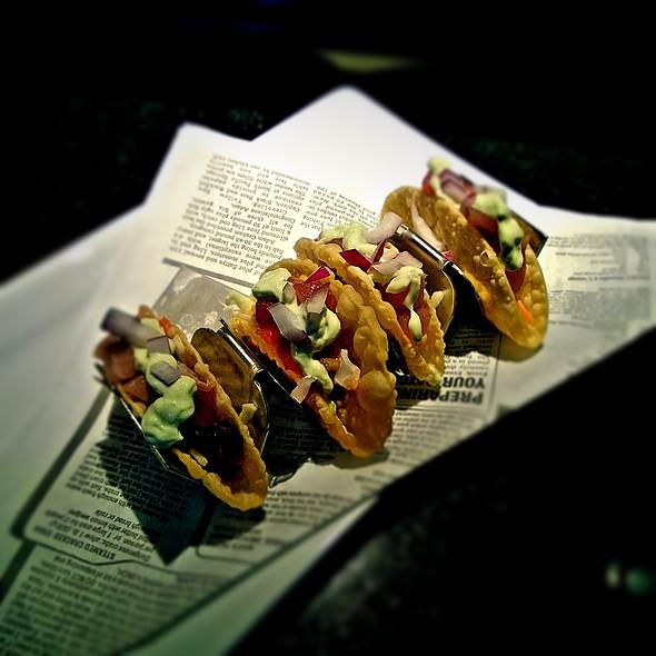 fish tacos @ Society Gathering House