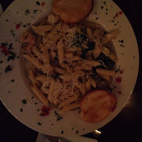 Seafood Pasta @ Ernesto's Wine Bar