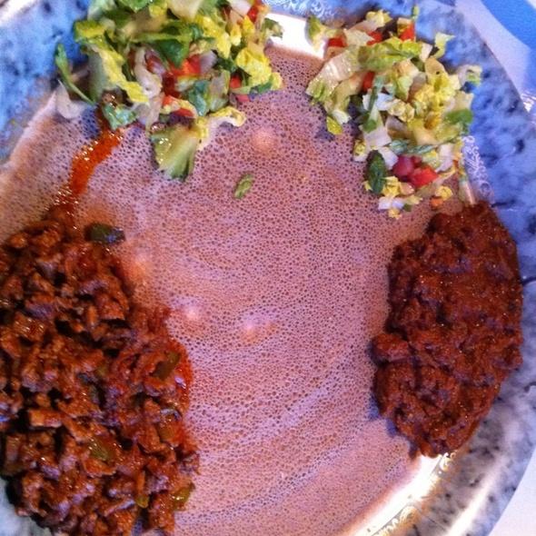 Ye-beg Awaze Tibs - Addis Ethiopian, Richmond, VA