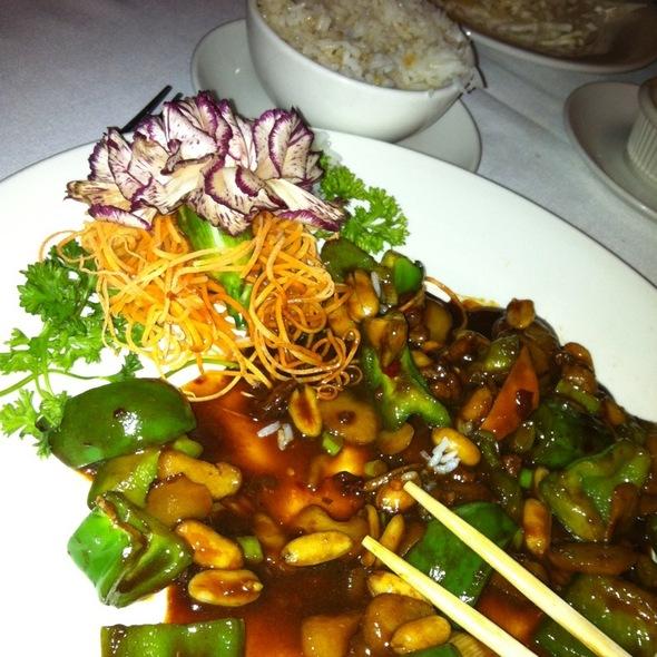 Kung Po Brown Sauce @ Chin Chin