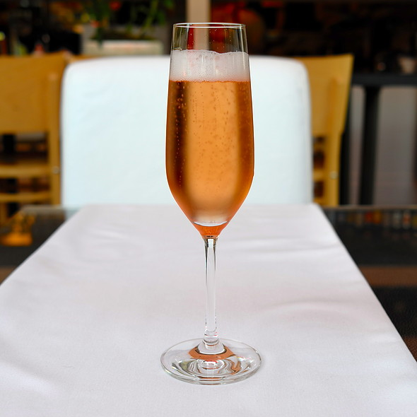 Louis Roederer Brut Rosé - Petrossian Paris Boutique & Restaurant, West Hollywood, CA