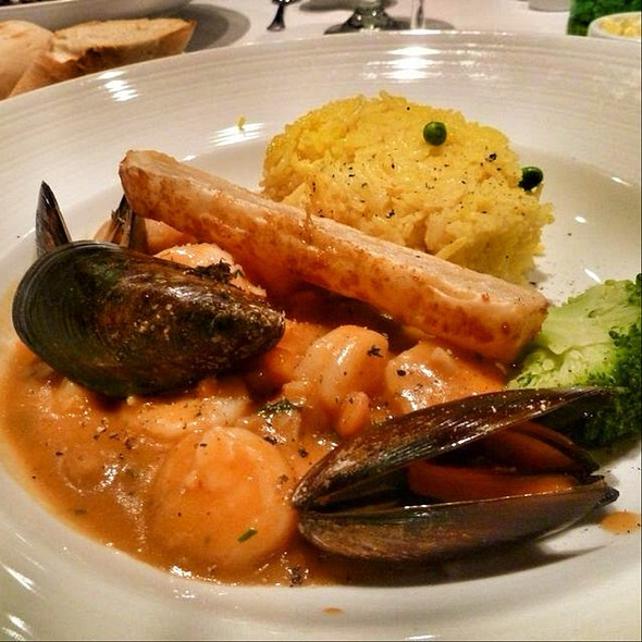 Seafood Medley @ Cruise