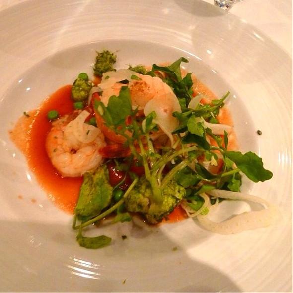 Grilled Jumbo Tiger Shrimps @ Cruise