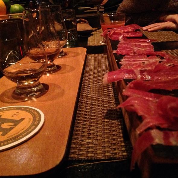 Bourbon & Ham Tasting @ Husk Restaurant