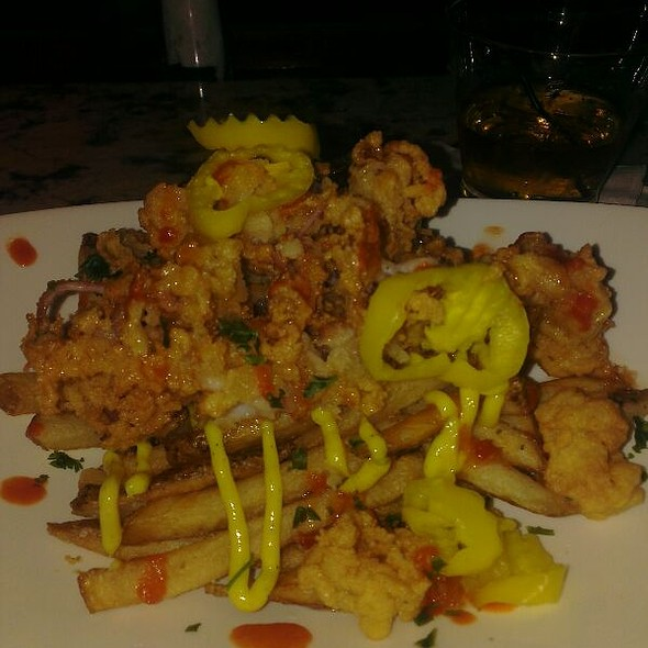 Angry Calamari  @ Coastal Bar