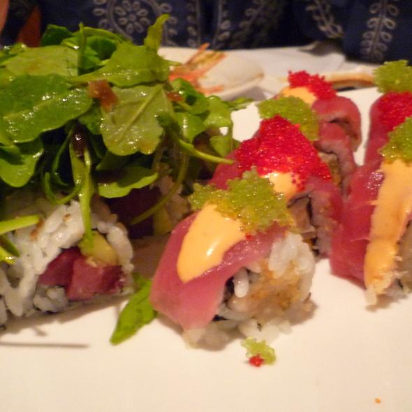 Sushi @ Blue Fin Restaurant