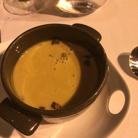 Foie Gras Soup - Sbraga - Philadelphia, Philadelphia, PA
