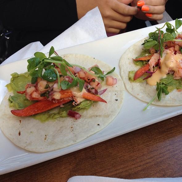 Lobster Tacos - Against The Grain Urban Tavern - Leaside, Toronto, ON