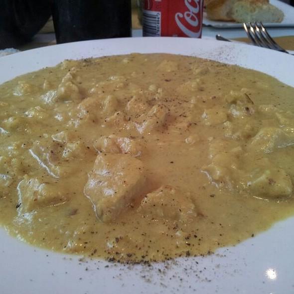 Pollo Al Curry @ Mister Michetta