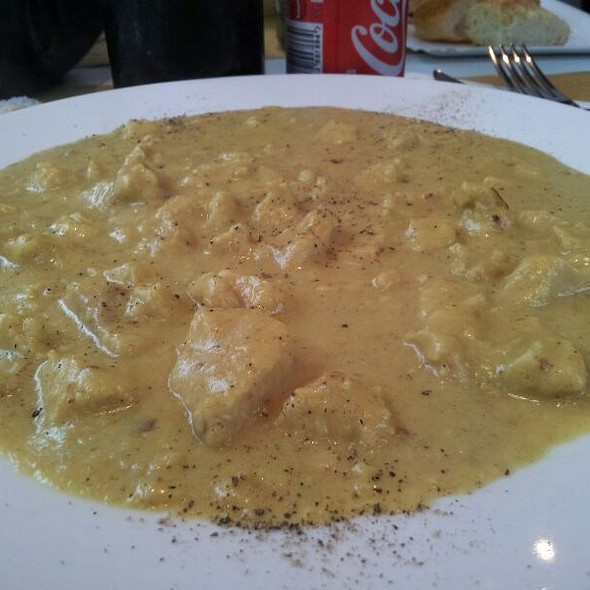 Pollo Al Curry @ Mister Michetta