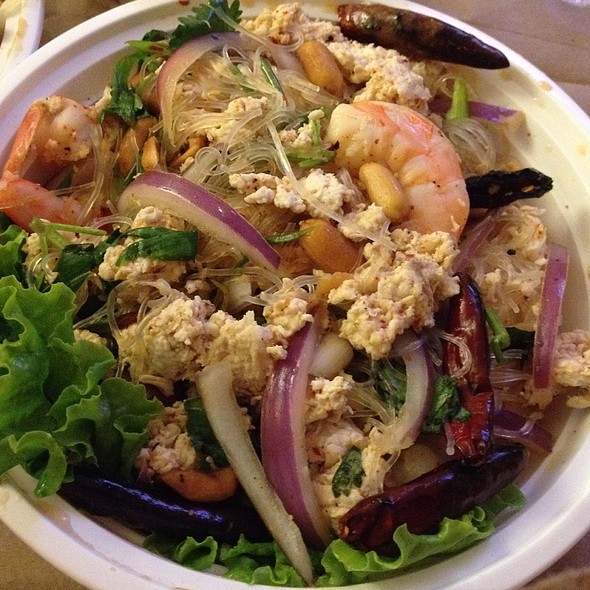 Andy\'s Thai Kitchen Menu - Chicago, IL - Foodspotting