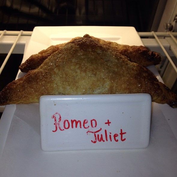 Romeo & Juliet Pastry
