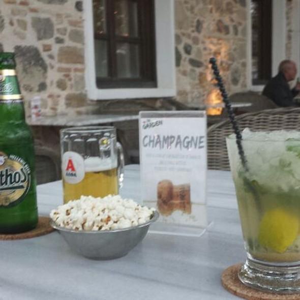 Moijto Royale @ The Garden Bar, Kardamaina, Kos, Greece