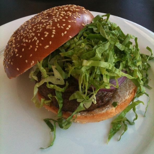 Hamburger @ Hamburg