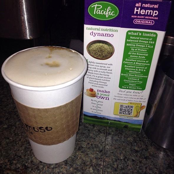 Hemp Milk Latte
