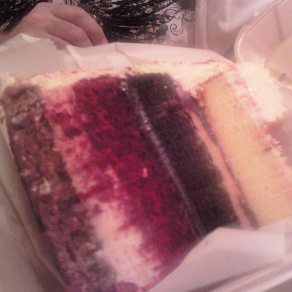 Crazy Cake @ marietta diner