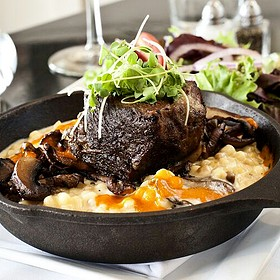 48-Hour Short Rib - Southerly Restaurant and Patio, Mount Pleasant, SC
