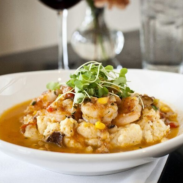 Coastal Shrimp and Grits - Southerly Restaurant and Patio, Mount Pleasant, SC