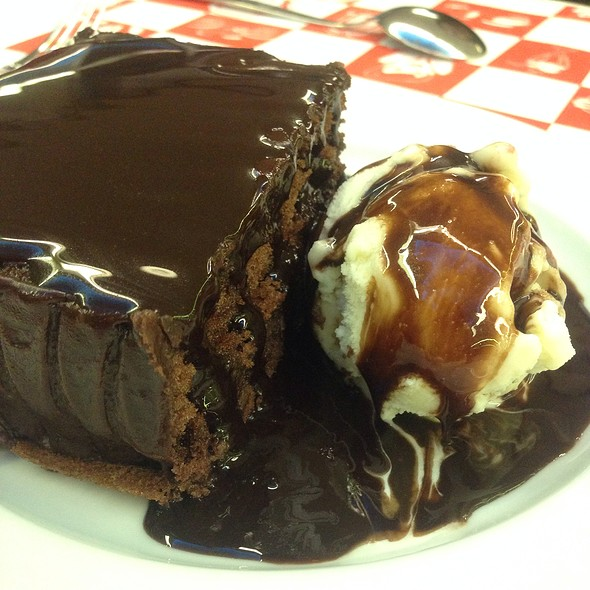 Chocolate Temptation @ The Great American Disaster