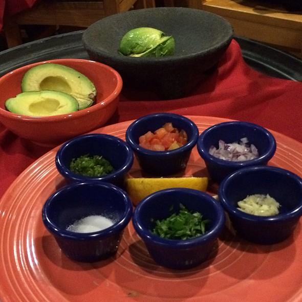 Tableside Guacamole - Cozymel's Mexican Grill - El Segundo, El Segundo, CA