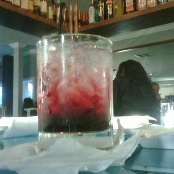 Triple Antioxidant Blueberry Acai Pomegranate @ Sala Restaurant